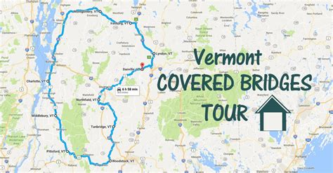 Theres A Covered Bridge Tour In Vermont And Its