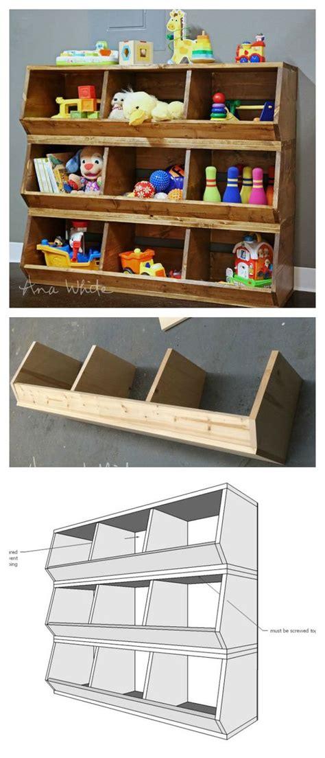 under sponge storage 25 clever diy toy storage solutions ideas