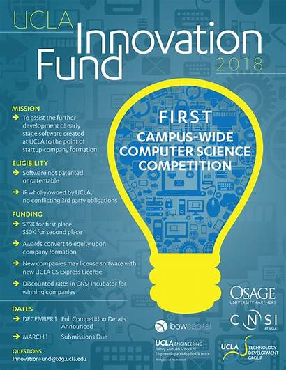 Science Computer Innovation Ucla Competition Fund Capital