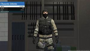Multi Camo Swat - GTA5-Mods.com