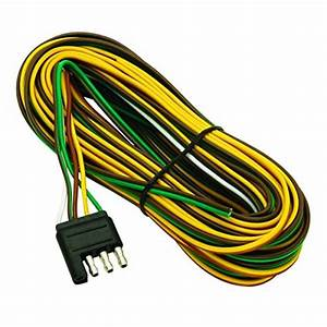 Trailer Wiring Harness Kit  Amazon Com