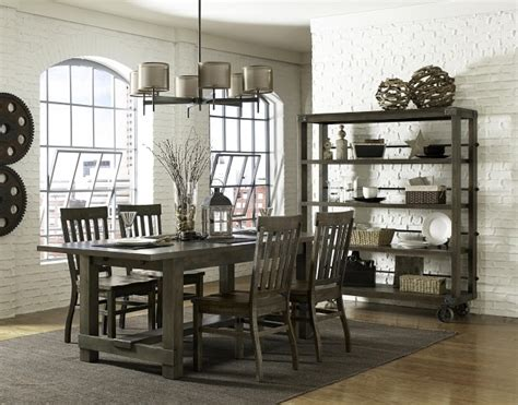 gray kitchen table and chairs rectangular gray kitchen table and chairs magnussen home