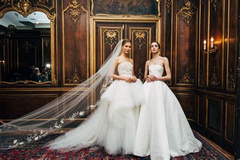 Oscar De La Renta Bridal & Wedding Dress Collection Spring