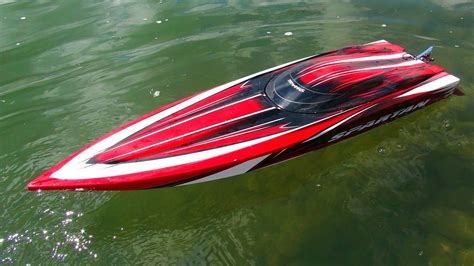 Traxxas Rc Boats Youtube by Rc Adventures Traxxas Spartan 6s Speed Runs Radio