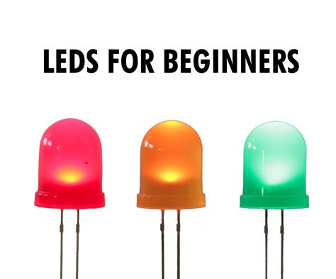leds for beginners 2