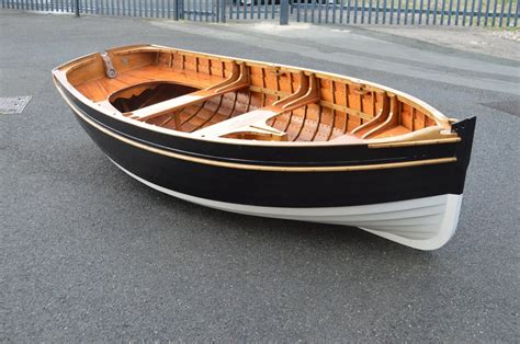 Dinghy Boat Sales by Wooden Clinker Boat Small Boats For Sale Rowing
