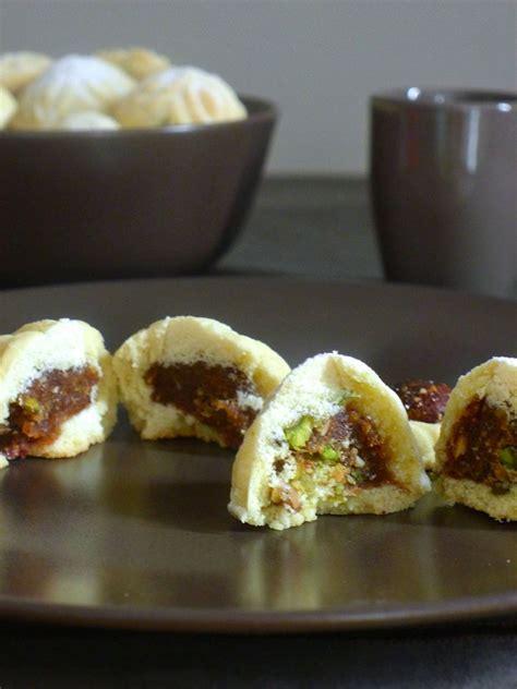 cuisine syrienne traditionnelle maâmouls libanais recette traditionnelle 196 flavors