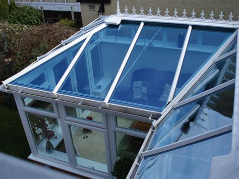 diy conservatory roof replacement conservatory land