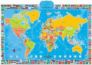 Best Photos of Interactive World Map With Countries ...