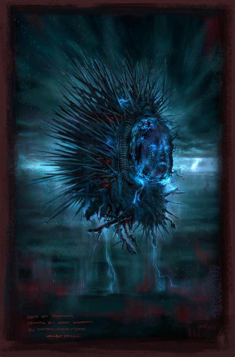 deus  machina matrix wiki neo trinity wachowski
