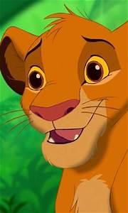 Lion King Simba Iphone Wallpaper