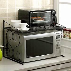 Etagere De Cuisine A Poser Sur Plan De Travail : tag re en fer forg pour une d co pleine de caract re ~ Dailycaller-alerts.com Idées de Décoration