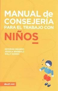 Manual De Consejer U00eda Para El Trabajo Con Ni U00f1os