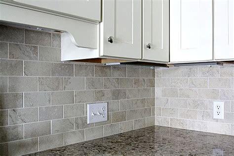 Kitchen Backsplash Home Depot Stacked Stone Backsplash