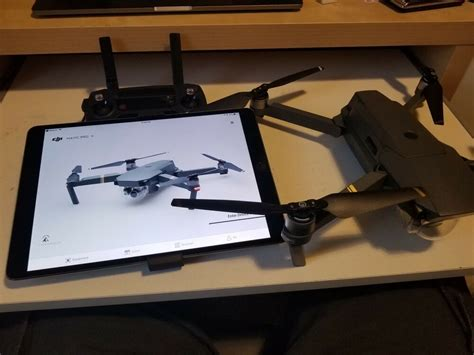 dji mavic ipad air pro  tablet mount adapter ebay