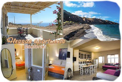 appartamenti fira santorini flessas apartments santorini appartamenti in spiaggia a fira