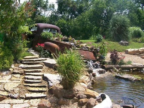 Adding Fun And Personality To The Landscape