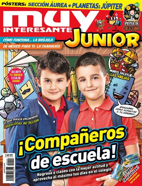 Muy Interesante Junior-Agosto 2018 Magazine - Get your ...