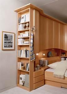Emejing schlafzimmer mit bett berbau gallery ideas for Wiemann schlafzimmer