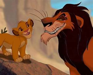 Lion King Characters Scar