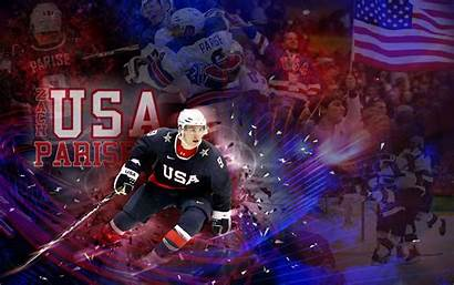 Usa Hockey Parise Zach Team Wallpapers Nhl