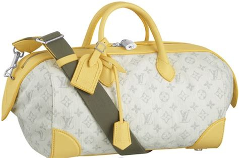 louis vuitton spring  bag collection spotted fashion