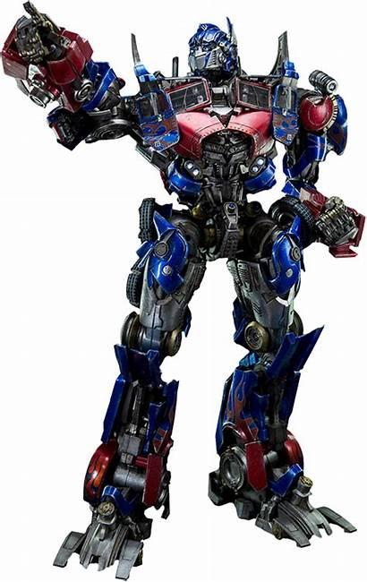 Optimus Transformers Prime Figure Collectible Premium Sideshow