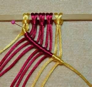 Basic Macrame Knots Tutorial