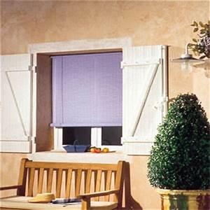 Store Exterieur Fenetre : stores bois tisse sur mesure ~ Melissatoandfro.com Idées de Décoration