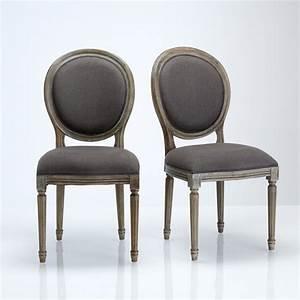 Chaises La Redoute Interieur : chaise m daillon lot de 2 nottingham la redoute interieurs la redoute ~ Teatrodelosmanantiales.com Idées de Décoration