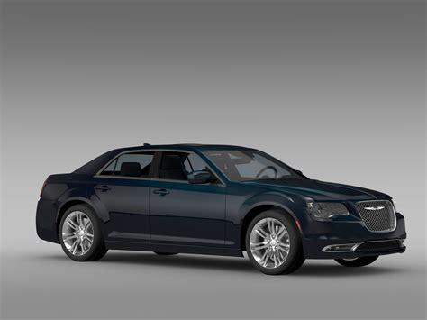 Chrysler 300 Models by Chrysler 300 C Lx2 2016 3d Model Max Obj 3ds Fbx C4d