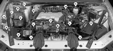 Newbie Questions About Engine Parts (2001 Impala) Chevy