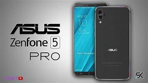 Asus Zenfone 5 Pro 2018 Design And Specifications