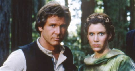 carrie fisher reveals affair  harrison ford  weekly