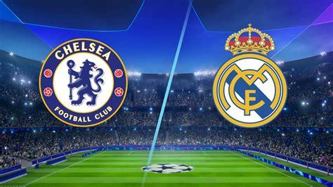 Chelsea Vs Real Madrid : Chelsea Fc Player Ratings Vs Real ...