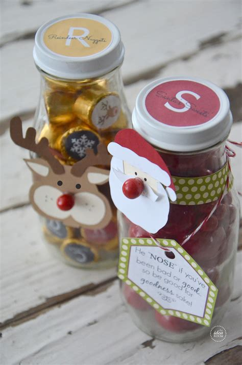 christmas candy gift the idea room