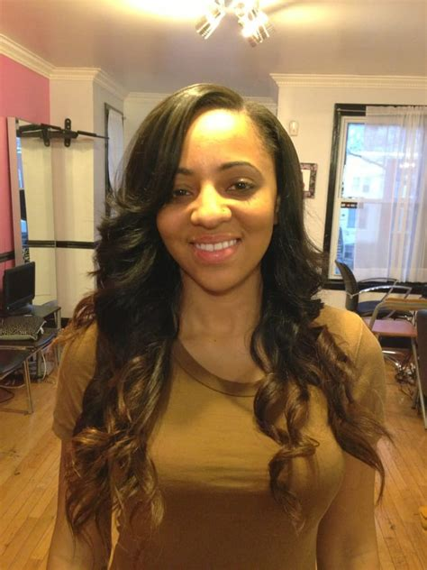 Sew In Weave Hairstyle Gallery by Sew In Sew In Weave Yelp