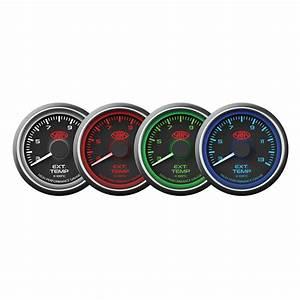Saas Muscle Series Diesel Egt  U0026 Boost 52mm 2in Analogue