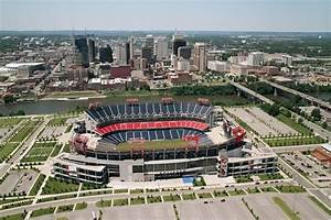 Top 3 Hotels For A Tennessee Titans Game