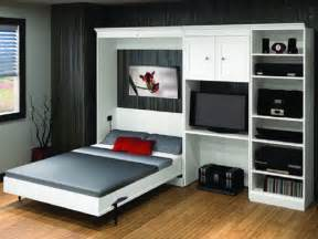 Murphy Bed Desk Combo Costco Folding To Wall Feature Bed