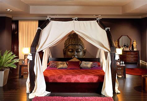 chambre baldaquin lit baldaquin bois wenge sarang buaya dimensions au choix