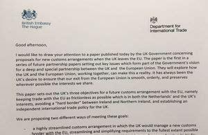 british embassy writes  dutch businesses govuk
