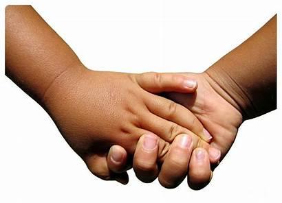 Holding Hands Children Lee