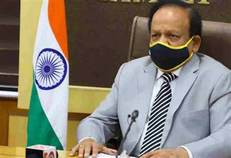 No shortage of Covid-19 vaccines, says Harsh Vardhan as ...