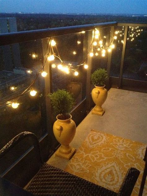 17 best ideas about balcony lighting on
