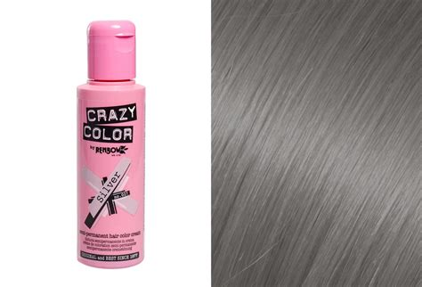 Crazy Color Semipermanent Hair Colour
