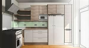 3d kitchen design 1087