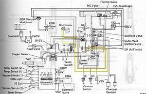 34 22r Carburetor Vacuum Diagram