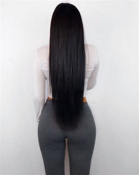 long straight shiny black hair atlamiadagher youtube lamia