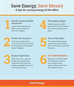 Saving Energy at the Office: An Infographic #Tips | Energy ...